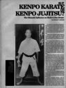 Black Belt magazine p.34, July 1991